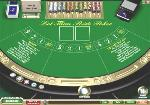How to play let them ride poker table image