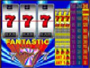 Online single slot screen image