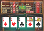 How to play online video poker screen image